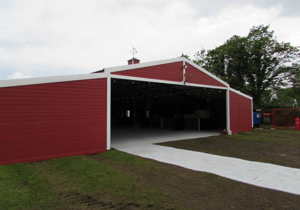 EventDeck walkway for Big Red Barn-960x570