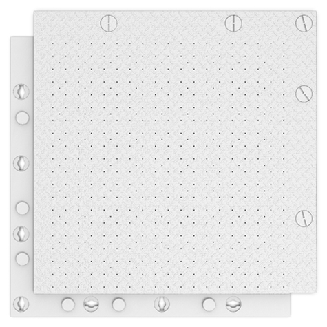 Matrax 4x4 Light-Duty (LD) panels