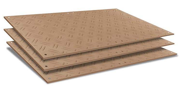 DuraDeck light-duty composite mats